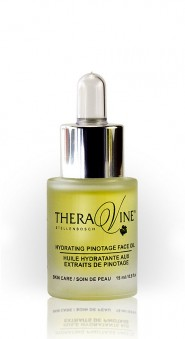 Hydrating Pinotage Face Oil (15ml)
